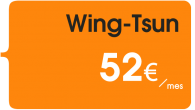 Wing Chun (Chino: 詠春 ; pinyin: yǒng chūn; Jyutping), escrito también Ving Tsun, Wing Tsun, Win Tzun, Ving Chun, Wing Tjun y Wing Tsjun; dependiendo de la escuela u organización...